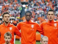 Kongolo kan na WK debuut in Jong Oranje maken