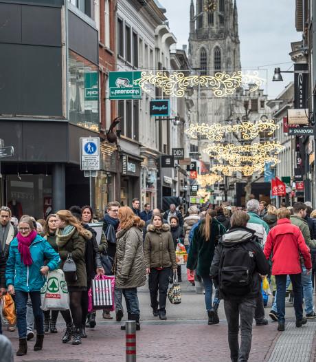 De sfeer is goed in Breda maar het mag wel groener