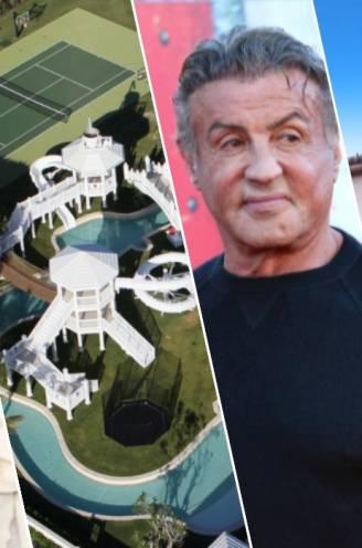 Van het waterpark van Dion tot het woestijnoptrekje van Stallone: waarom deze celebrityvilla's maar niet verkocht raken
