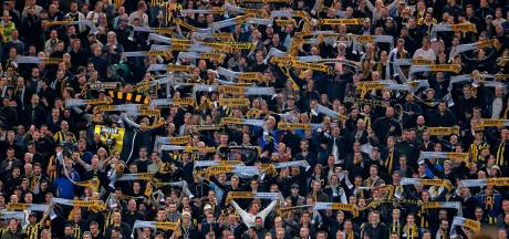 Geen plek voor Arnhemse supporters bij Europese uitwedstrijden Vitesse