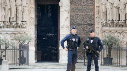 """Speurders verhoren alle arbeiders die aan Notre-Dame waren: """"Niets wijst in richting van opzettelijke daad"""""""
