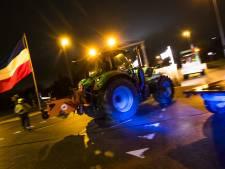 'Amsterdam wakker gemaakt': eerste boeren gearriveerd op de Dam