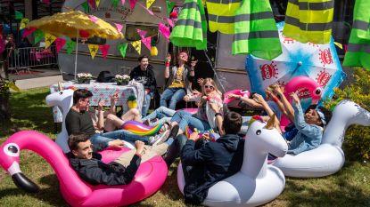 Kitsch, rodeo en dj's op festival in 't Saam