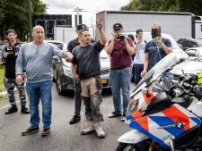 Woeste demonstranten openen online klopjacht op undercoveragenten, politiebonden furieus