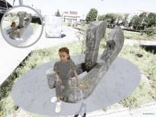 Verbroken ketenen als herinnering aan slavernij, kunstenaarsduo mag Tilburgs monument maken