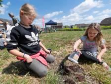 Regenwormen voor prachtig nieuw park 't Gijmink in Goor