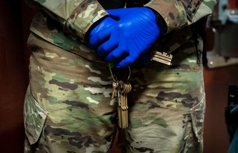 Guantánamo groeide uit tot een symbool van alles wat fout was aan de reactie op 9/11. Beeld NYT