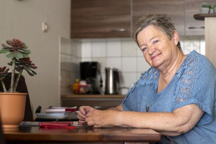 Ineke Waninge-Jaspers heeft hart voor de huurders in Hengelo.