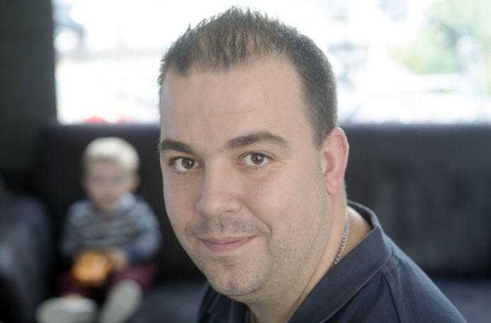 Trainer Mark van Wijk.