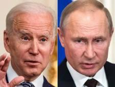 Premier tête-à-tête entre Joe Biden et Vladimir Poutine