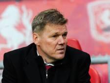 SC Heerenveen wil Michel Jansen als assistent van Olde Riekerink