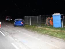 Zwaargewonde automobiliste was mogelijk onder invloed bij ongeval in Schoondijke