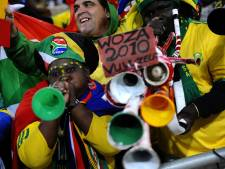 'Oefeninterlands WK 2010 in Zuid-Afrika werden verkocht'