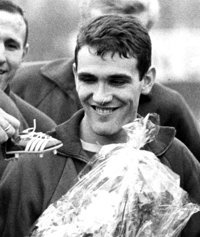 Wilfried van Moer won zijn eerste Gouden Schoen in 1966.