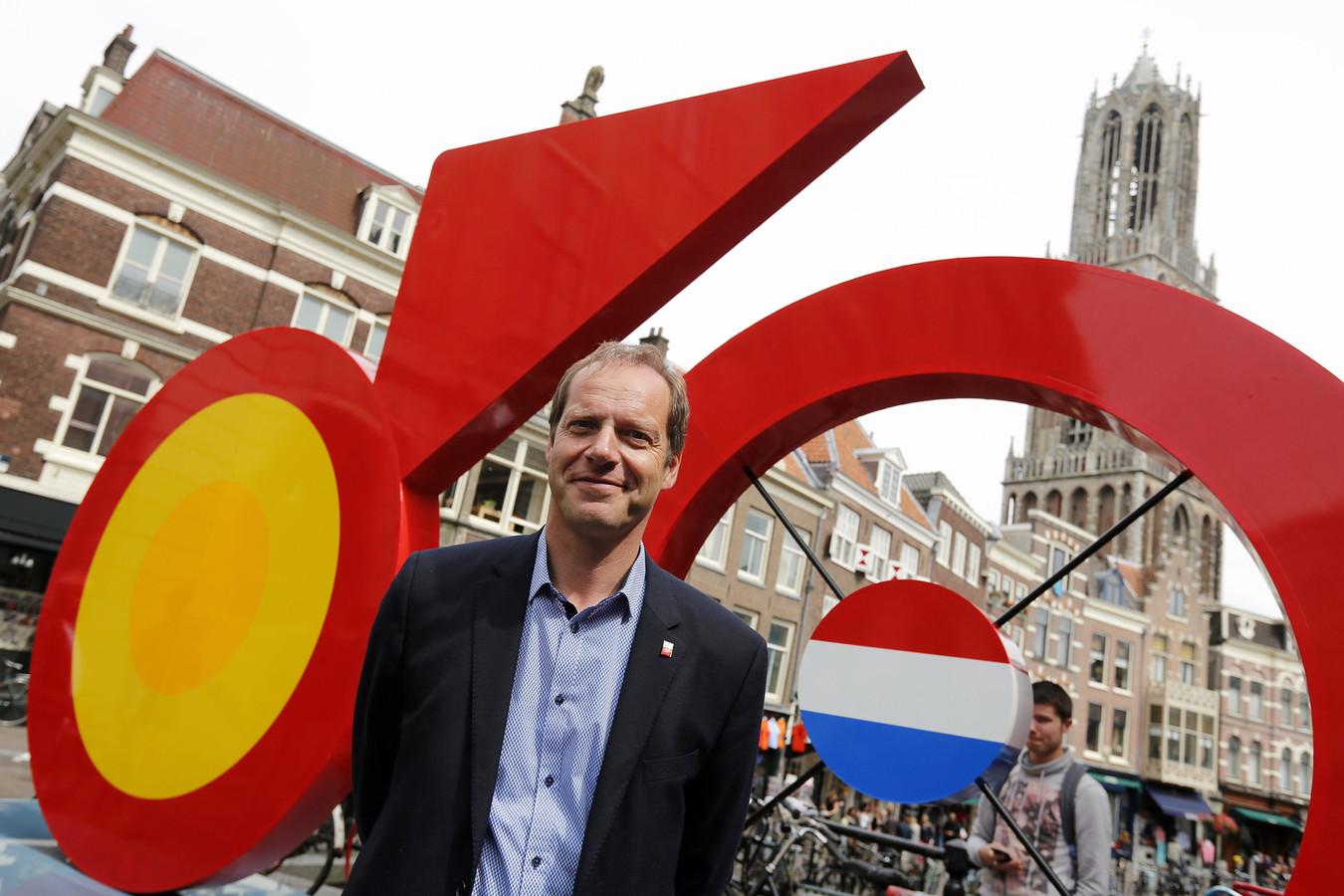 Christian Prudhomme, directeur van Tour-organisatie ASO.