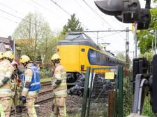 Dodelijk ongeluk Bussum gefilmd: meisje echt nét op tijd uit lesauto