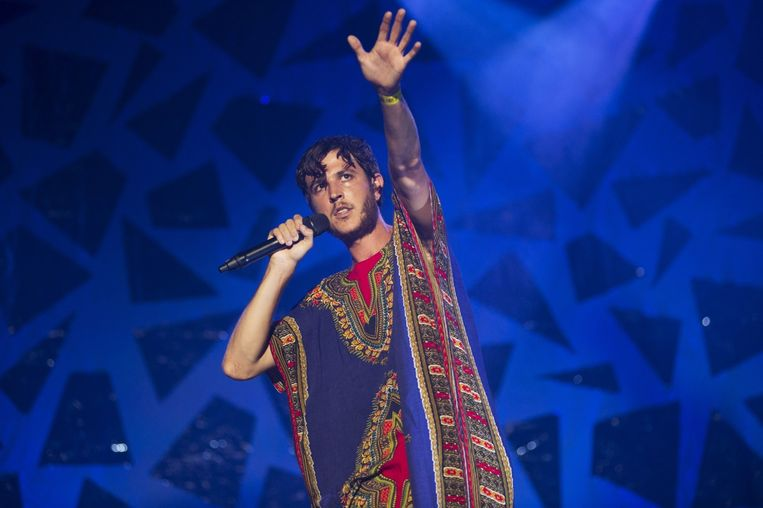 Oscar and the Wolf. Beeld Alex Vanhee