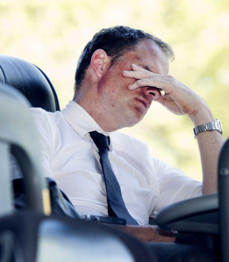 Neemt zwaar teleurgestelde De Boer na verloren seizoen afscheid?