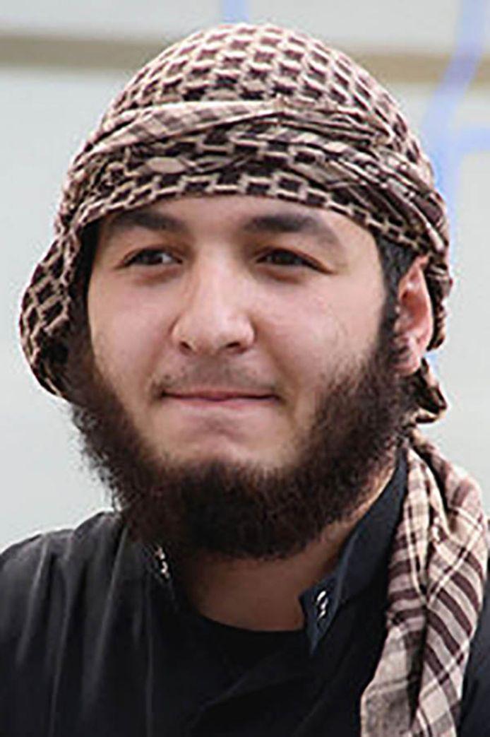 Nabil Kasmi was een van de eerste Westerse Syriëstrijders.