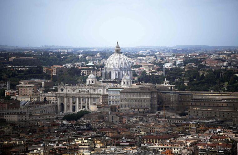 Vaticaanstad. Beeld AFP