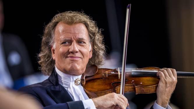 Rieu gaat in najaar toeren, eerste Nederlandse show in december