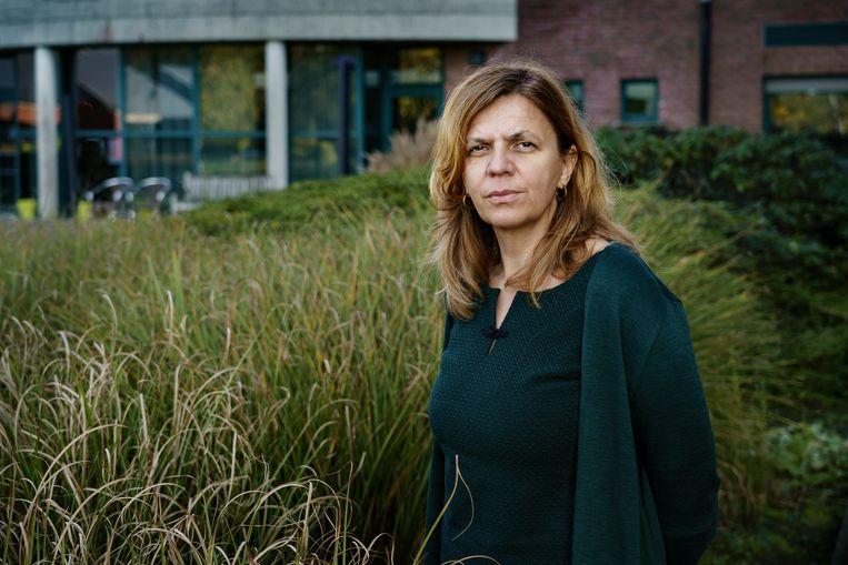 Directeur Hilde De Bruyn van Sint-Eligius: