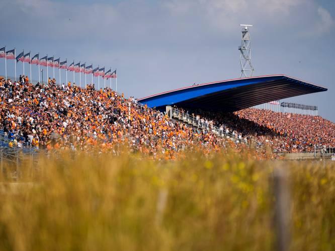 REPORTAGE. Zelfs rugstreeppad en zandhagedis konden Nederlandse Grand Prix niet tegenhouden: Max Verstappen kleurt Zandvoort oranje