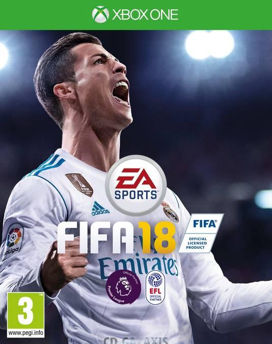 FIFA18 is sinds gisteren te koop.
