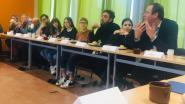 Secundaire Freinetschool Poperinge organiseert klimaatdebat met stadsbestuur en bedrijven