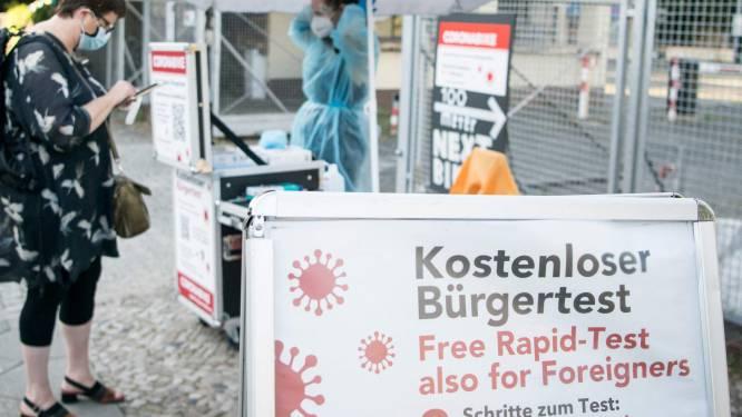 Duitsland voert testplicht in voor reizigers
