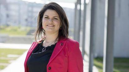 Schepen Lisa Houtman lijsttrekker Sp.a