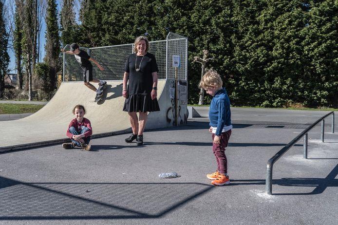 Het skatepark krijgt binnenkort een nieuwe locatie.