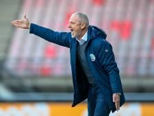 FC Den Bosch-trainer Jack de Gier beleeft weinig lol aan weerzien met NEC