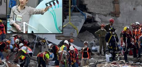 Marc na drie uur onder puin Mexico getrokken: leven is een mirakel