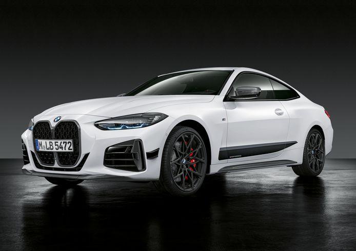 De nieuwe BMW 4-Serie