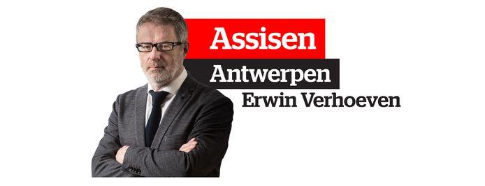 Assisen - Erwin Verhoeven - Antwerpen