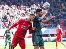 LIVE | Geklungel achterin bij Twente, NEC opnieuw op voorsprong in de Grolsch Veste