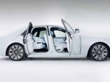 Nieuwe Rolls-Royce Ghost was té stil en dus werd dit geluid toegevoegd