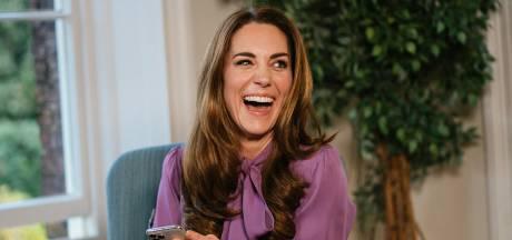 """Kate Middleton, une maman comme les autres: """"Mes enfants font aussi des crises de colère"""""""