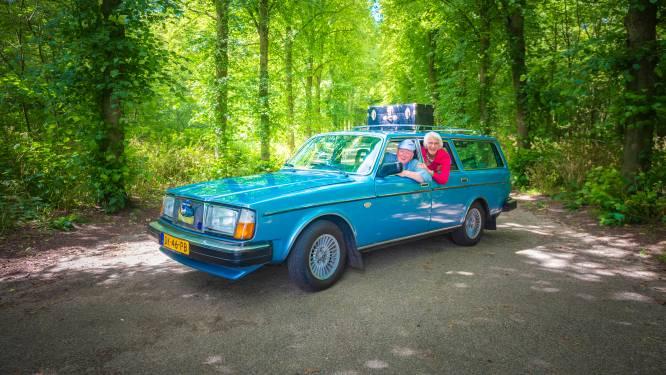 Jaap rijdt in een unieke Volvo: 'Leuk om een auto te hebben die anderen niet rijden'