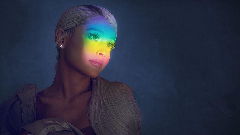 Ariana Grande. Beeld UNIVERSAL