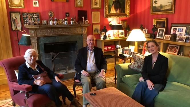 Belgische koning Albert ontmoet zijn dochter Delphine voor het eerst in jaren