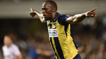 Tekent Usain Bolt, die na zijn 2 goals dopingjagers over de vloer kreeg, snel een contract van 2 jaar bij... AC Milan?