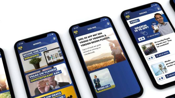 Vlaams Belang lanceert eigen app