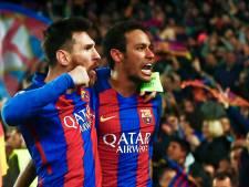Barça-PSG, choc des huitièmes de finale de la Ligue des Champions