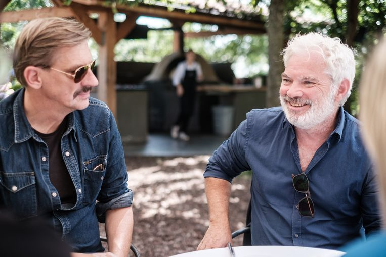 Crets: 'Ik ben een eikel van een acteur, onmogelijk om te regisseren.' Beeld Bob Van Mol
