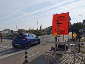Verkeersinfarct op het nippertje vermeden: burgemeester stuurt politie naar werf voor fietssnelweg