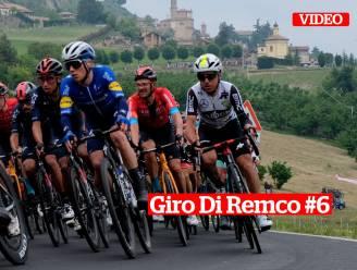 """Giro Di Remco #6. Evenepoel staat voor eerste test bergop en wil meteen het roze pakken: """"Hij is in orde"""""""