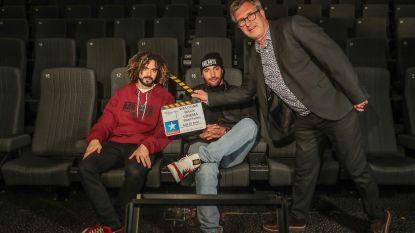 Van Adil & Bilall tot Veerle Baetens: Vlaamse acteurs en regisseurs promoten heropening cinema met reclamespot