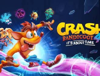 Crash Bandicoot is terug in een game met de geest van 1996, maar de technologie van 2020